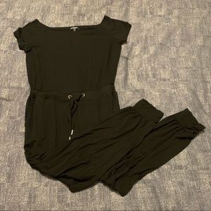 Black jumpsuit from Express